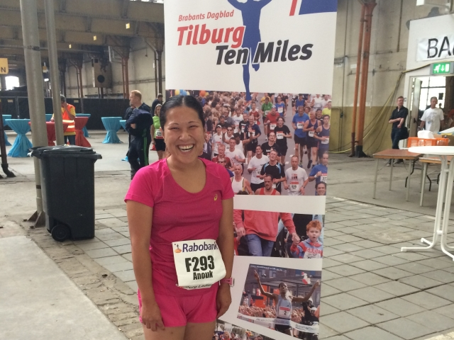 Running blog TTM - Ladies Run 2014